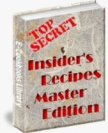 212 Top Secret Recipes Exposed